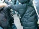 Фанаты избили кавказцев и милиционеров
